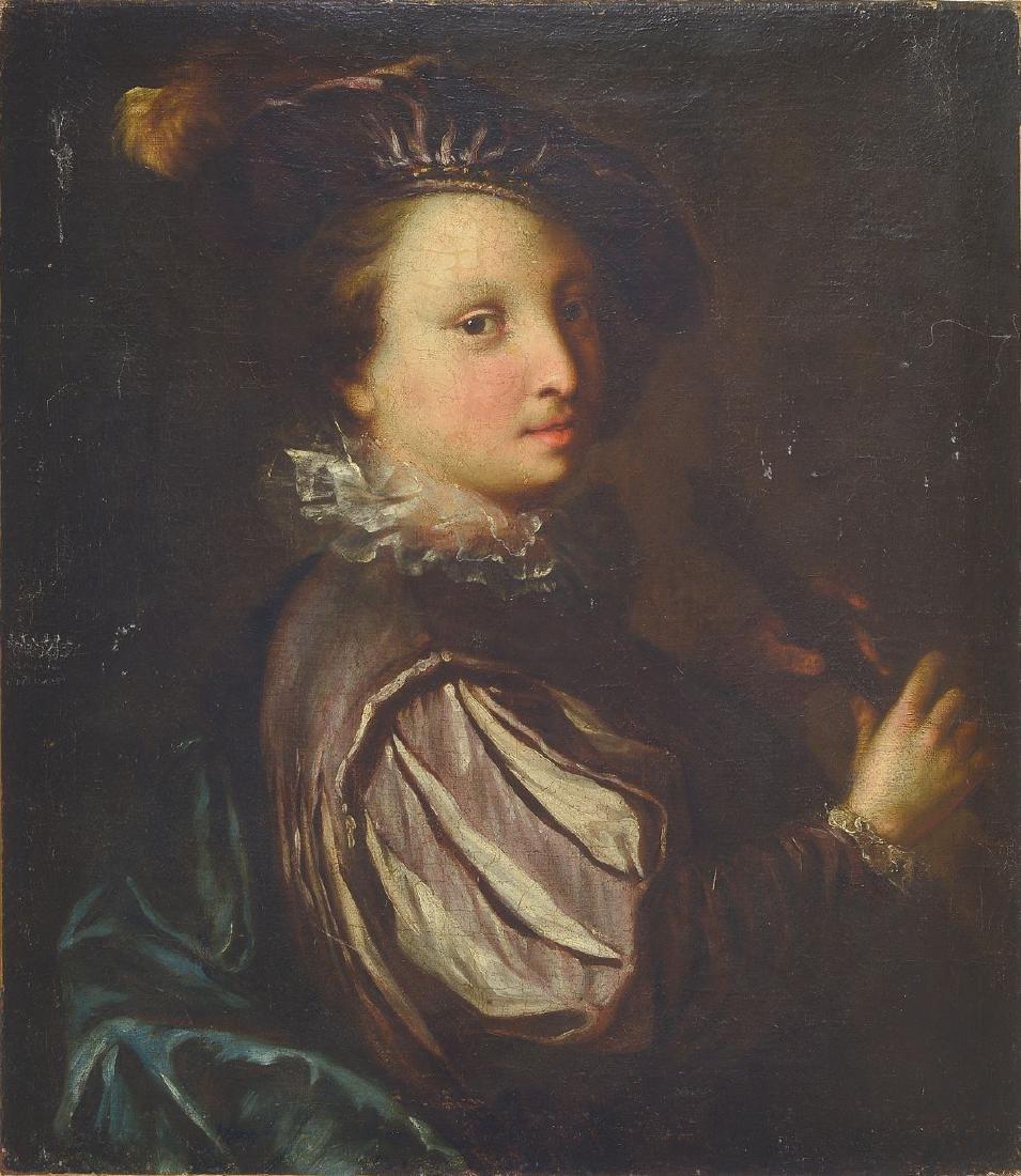 Italian Baroque painter