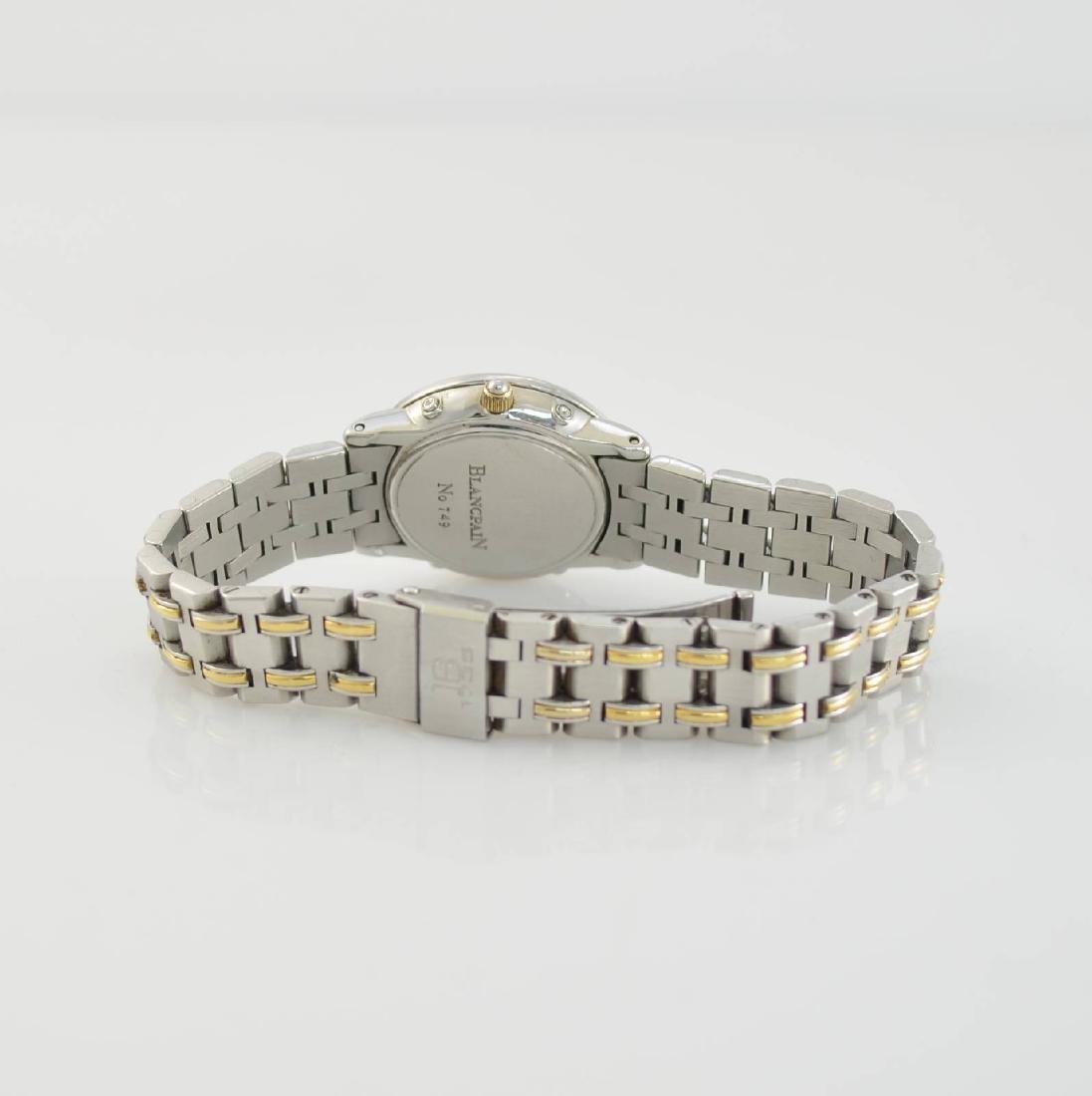 BLANCPAIN ladies wristwatch with complete calendar - 5
