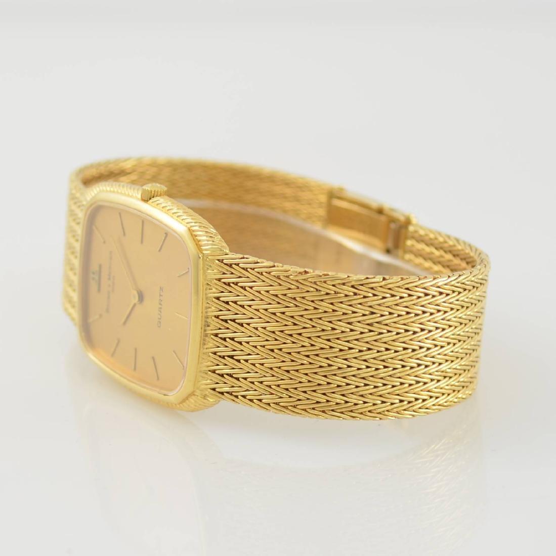 BAUME & MERCIER 18k yellow gold wristwatch - 4