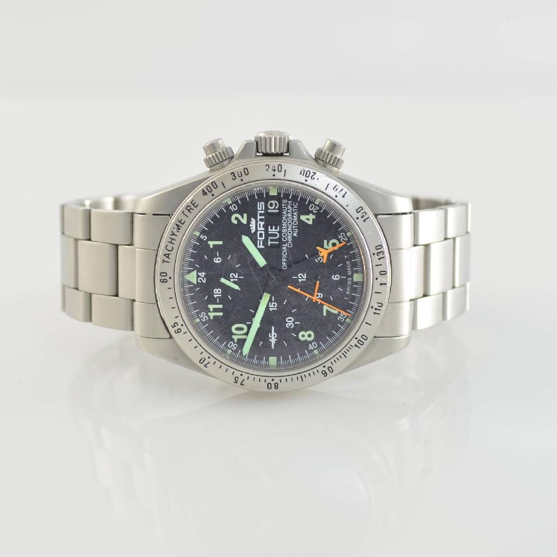 FORTIS gents wristwatch with chronograph