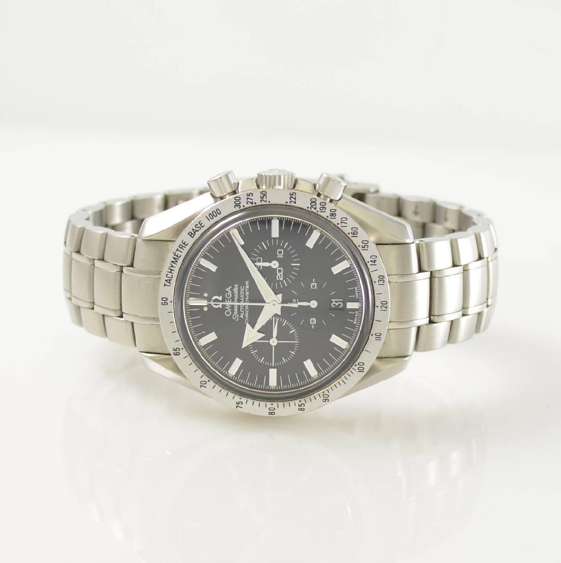 OMEGA Speedmaster Broad Arrow chronometer wristwatch