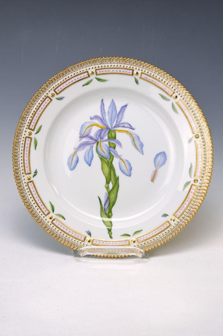 plate, Royal Copenhagen
