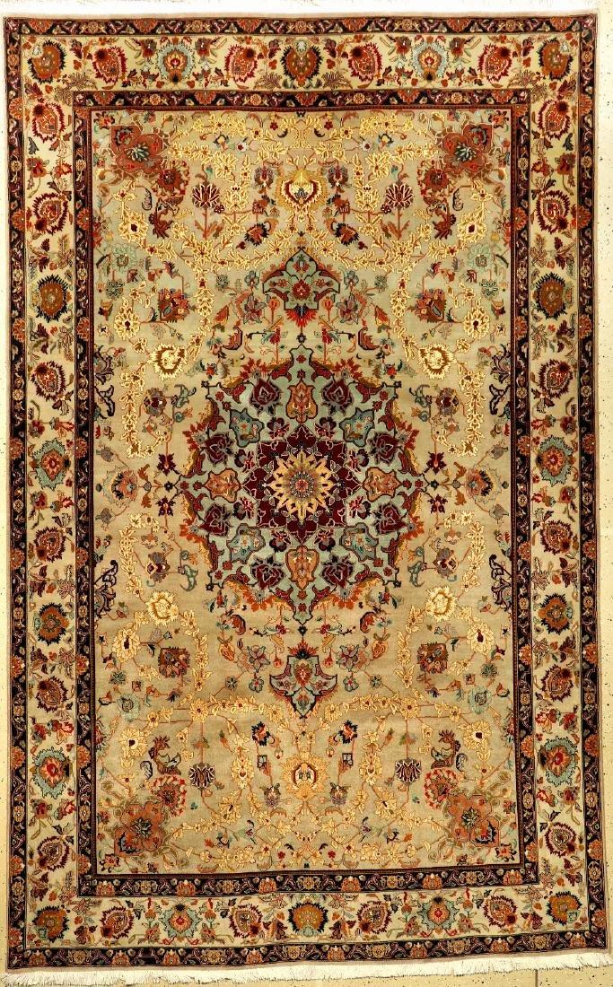 Fine Tabriz Carpet (50 RAJ),