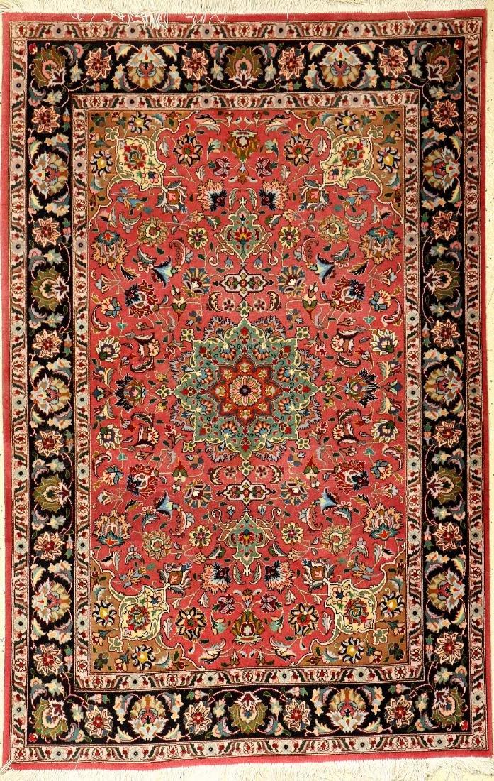 Fine Tabriz Rug (50 RAJ),