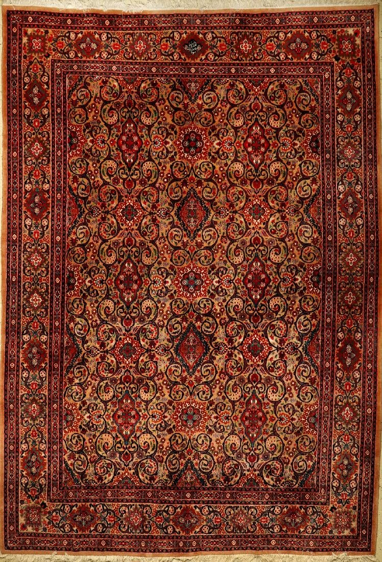Fine Moud Carpet (Signed),