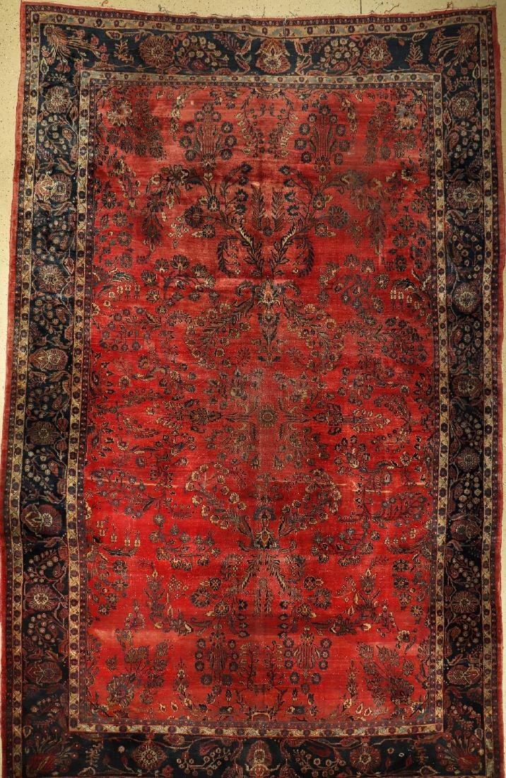 Large US Saruk Carpet,