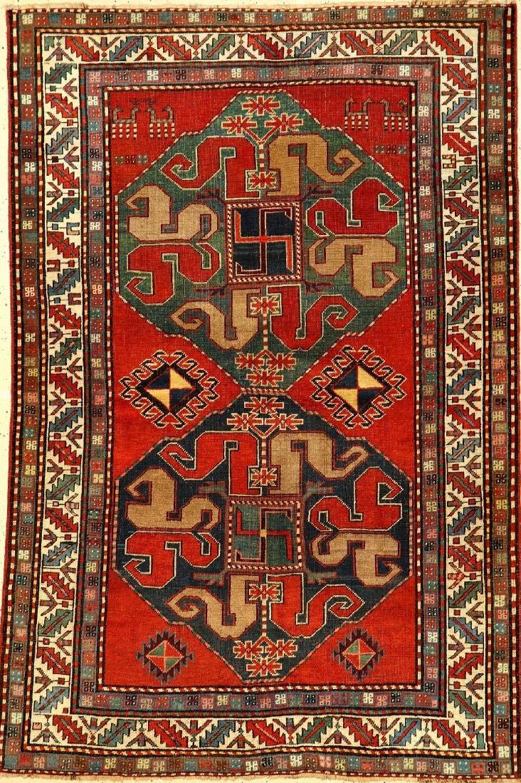 Chondzoresk Kazak Rug (Cloudband Kazak),