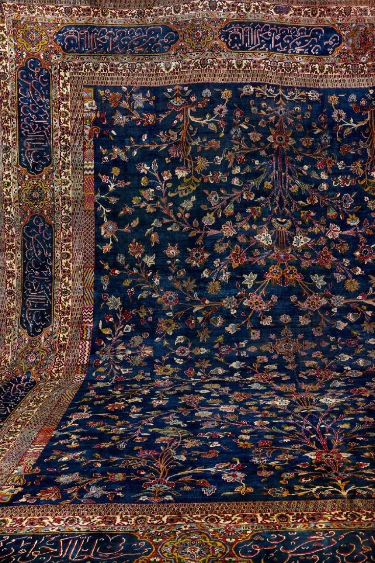Extra Large Yazd Carpet,