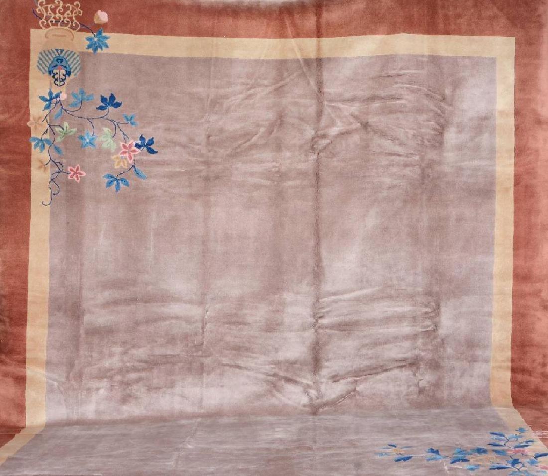 Large Chinese Carpet,
