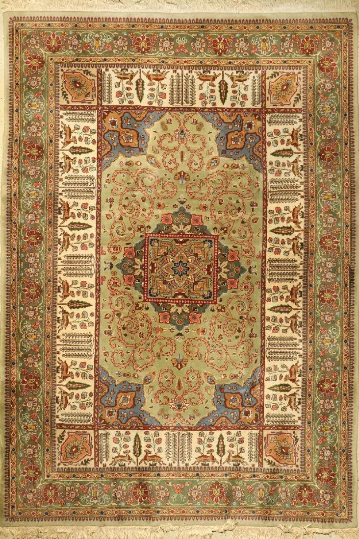 Romani Tabriz-Tabatabai Carpet,