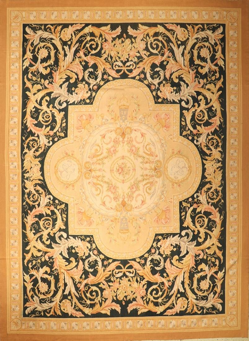 Chinese Aubosson Carpet (Flatweave),