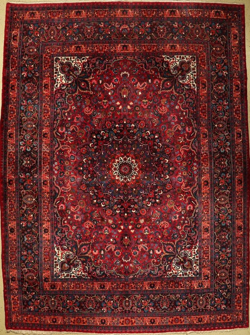 Fine Mashad 'Ahmadi' Carpet (Signed),