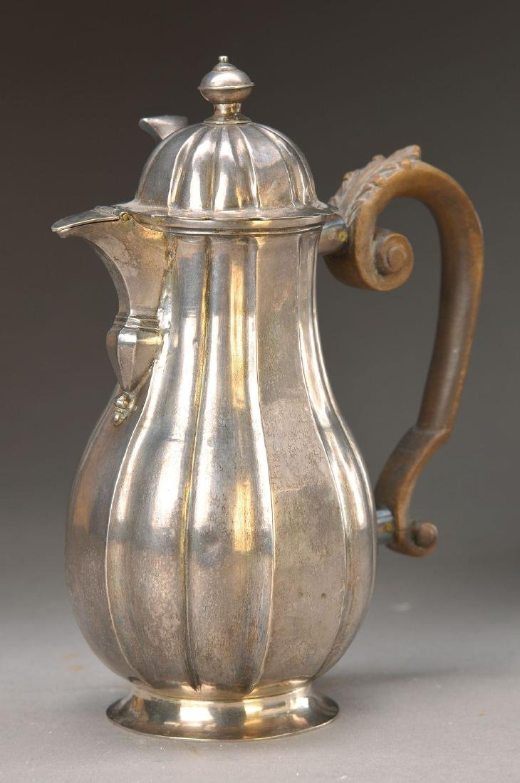silver jug