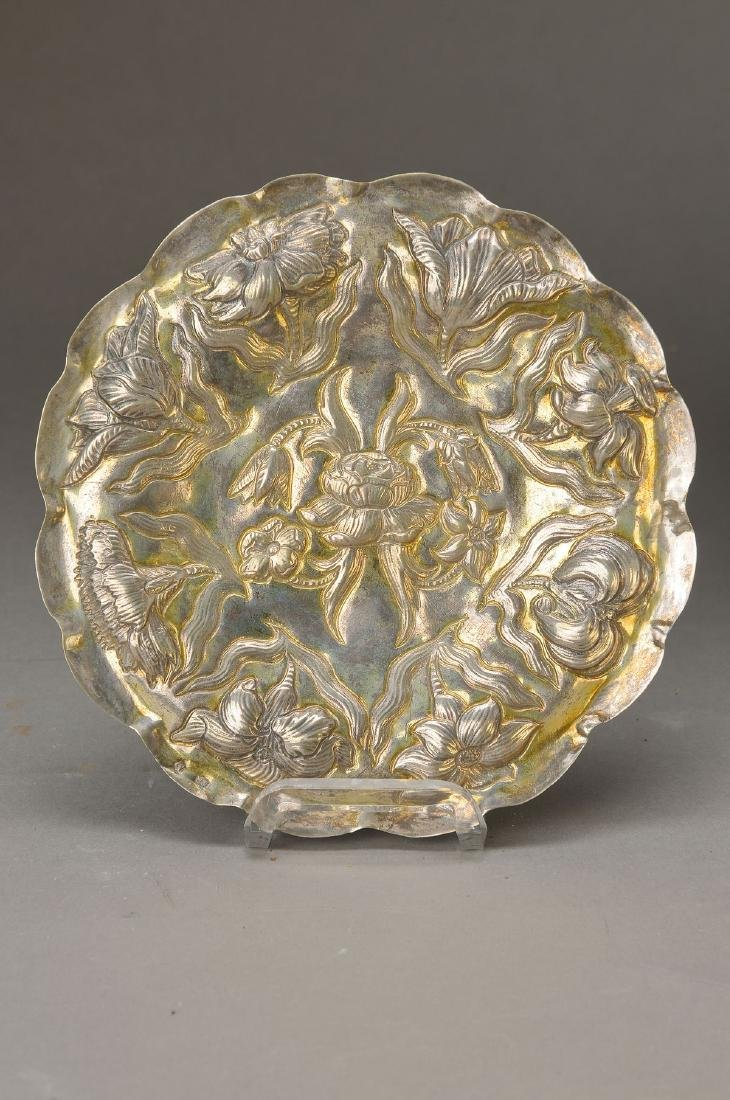 early baroque small platter