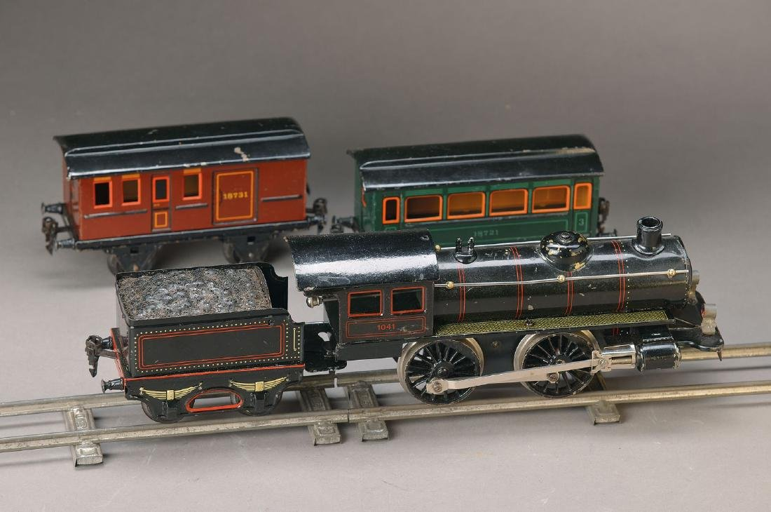 lot of Märklin, 1930s