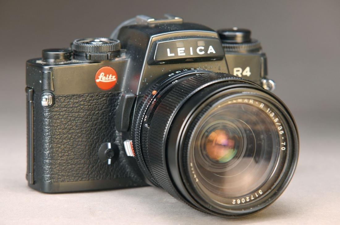Leica, R 4, No. 1598616