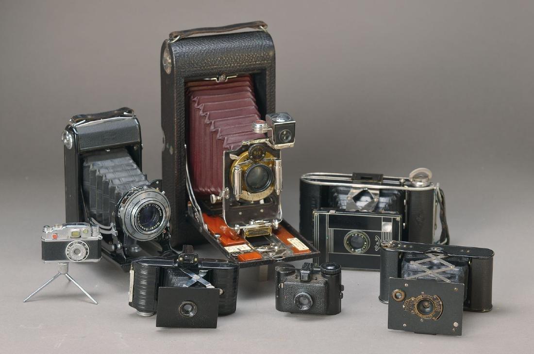 Lot of 7 cameras