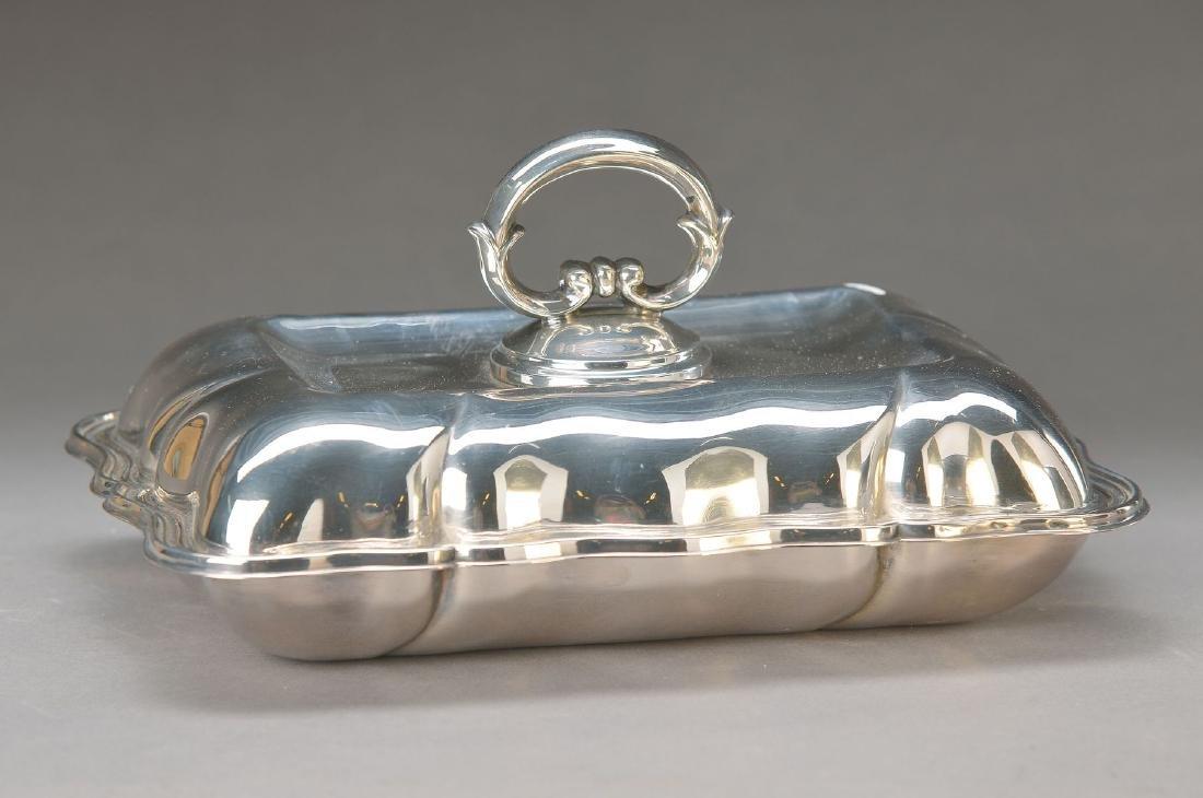 Cover vessel