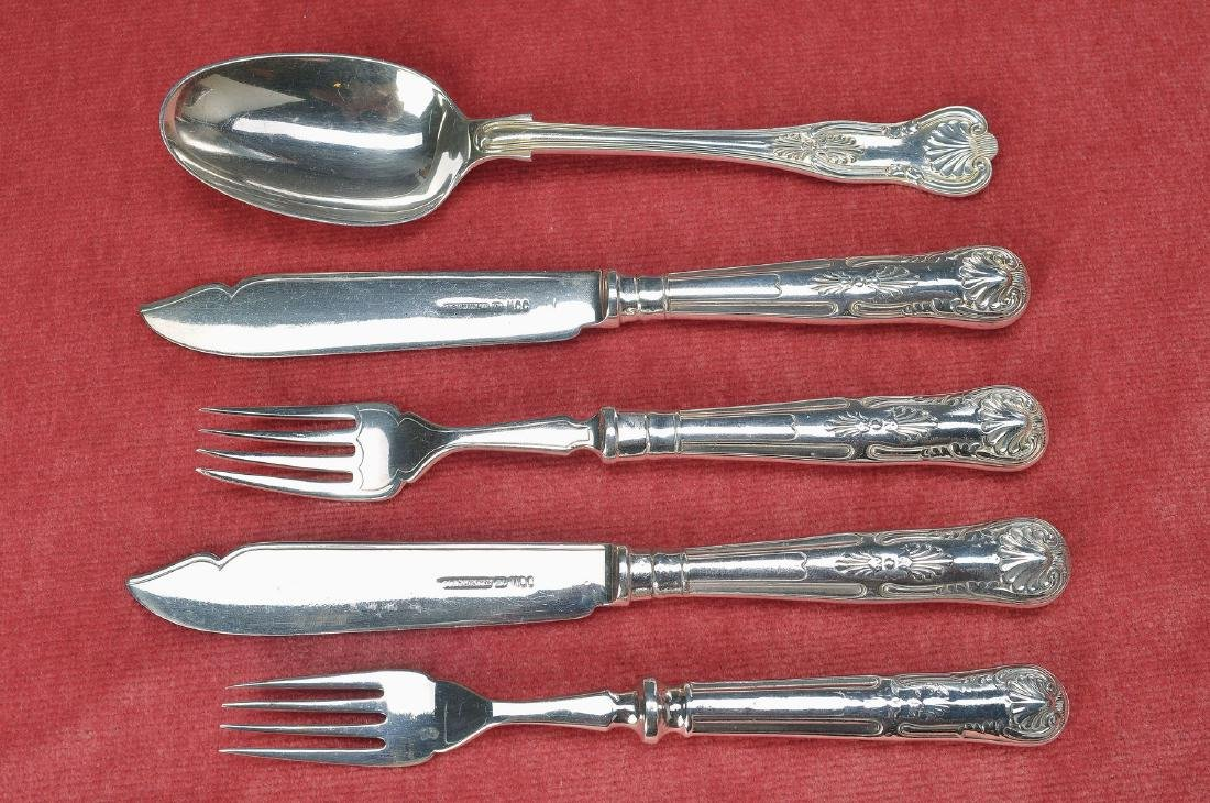 Dining cutlery, England