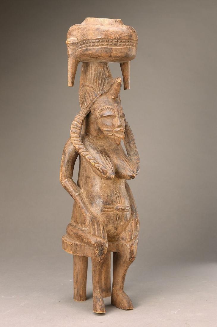 Ancestral sculpture