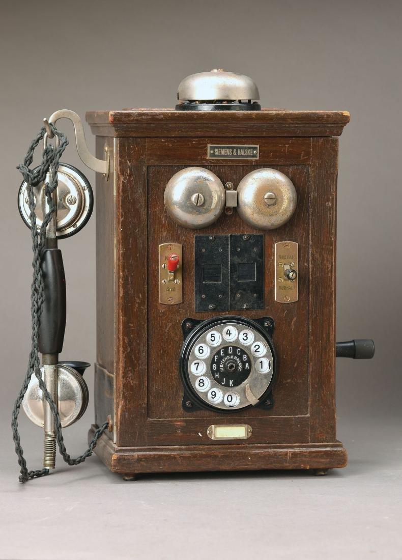 telephone, Siemens & Halske