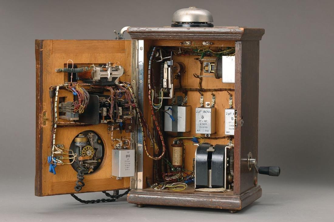 telephone, Siemens & Halske - 2