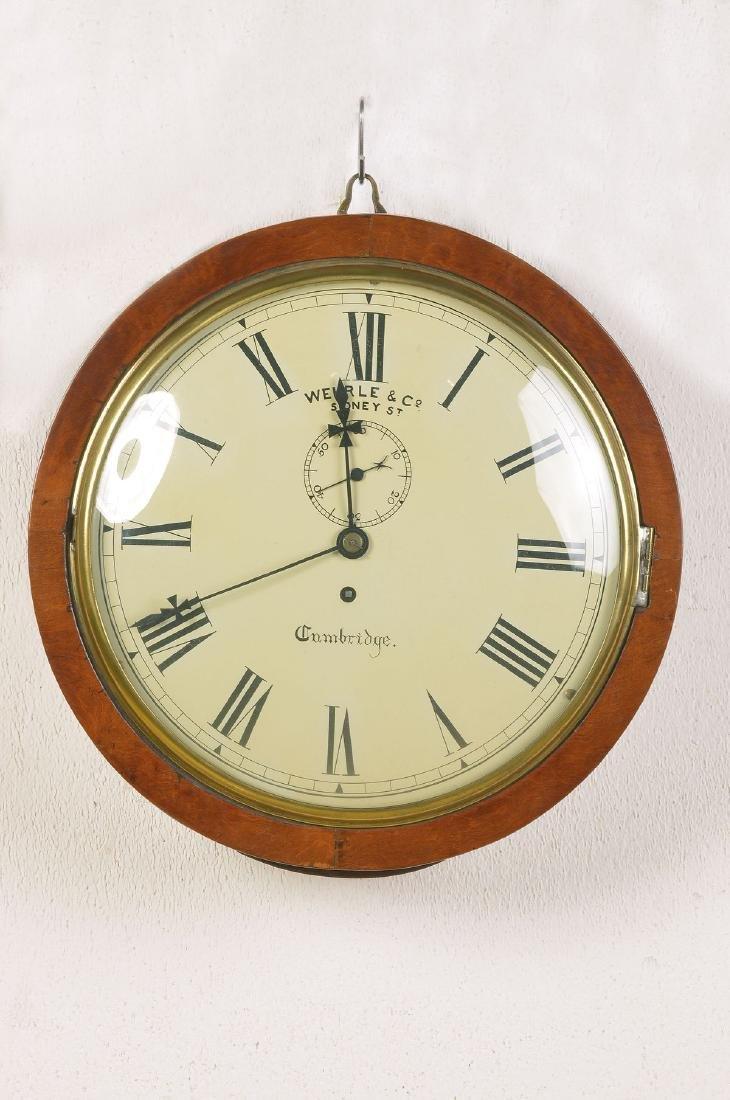 wall clock, England