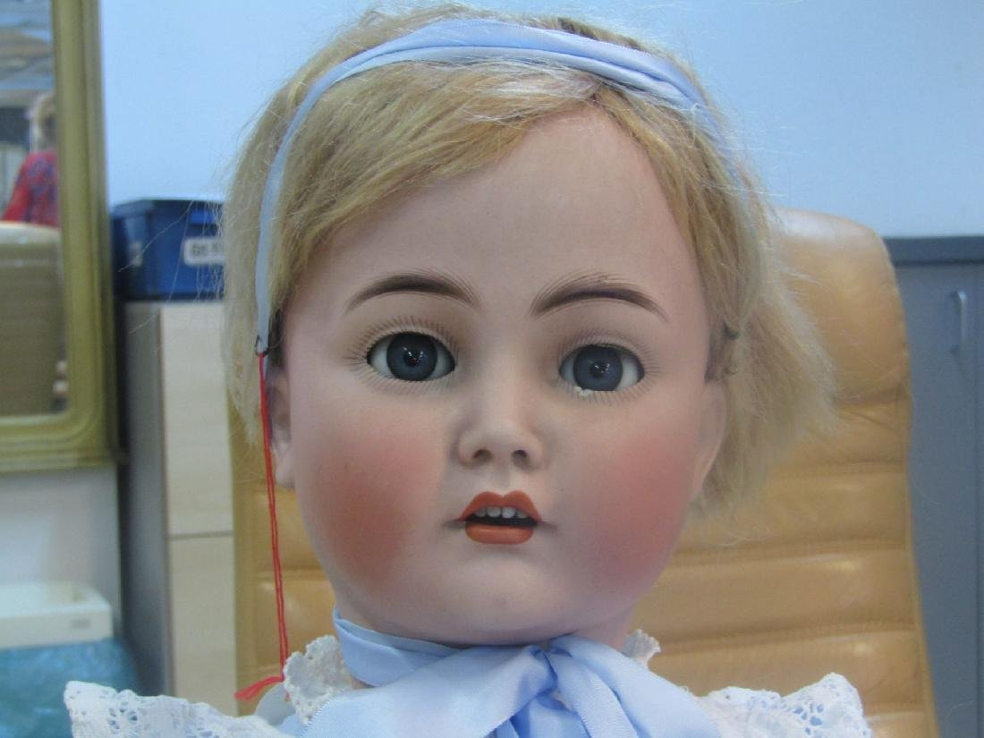 doll with porcelain head