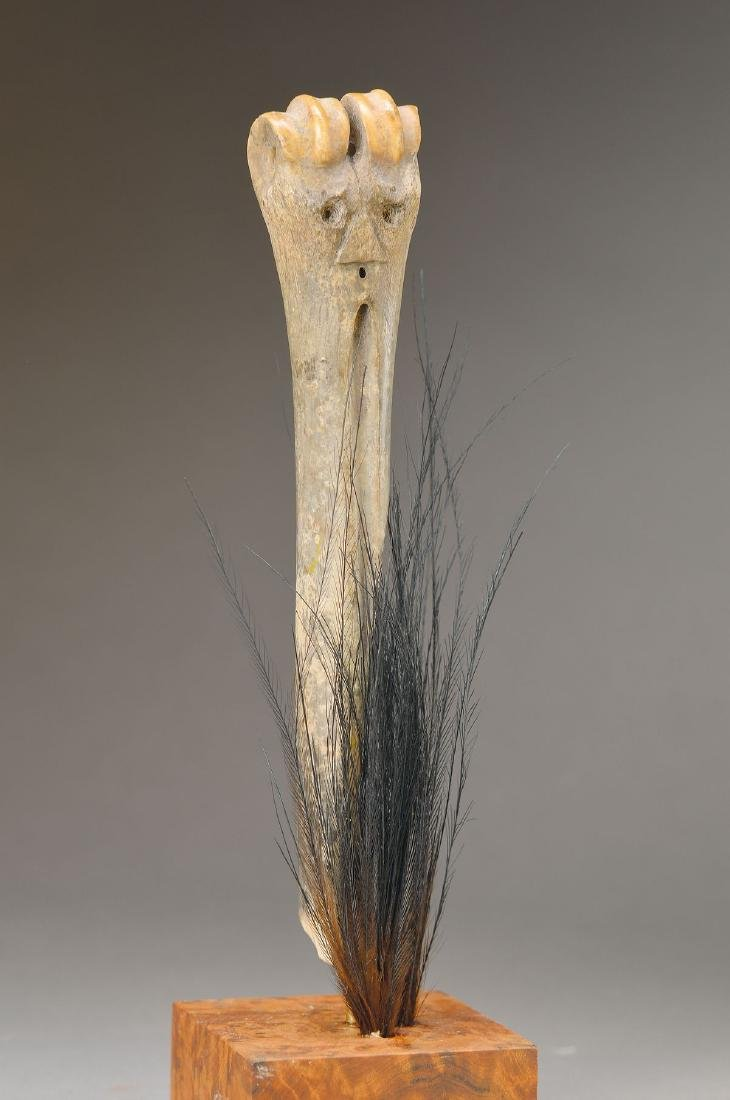 handle of Kashuari-bones