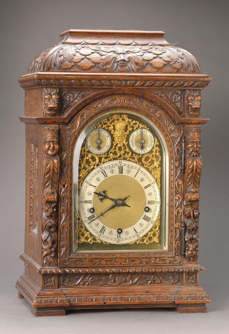 Large Bracket-Clock