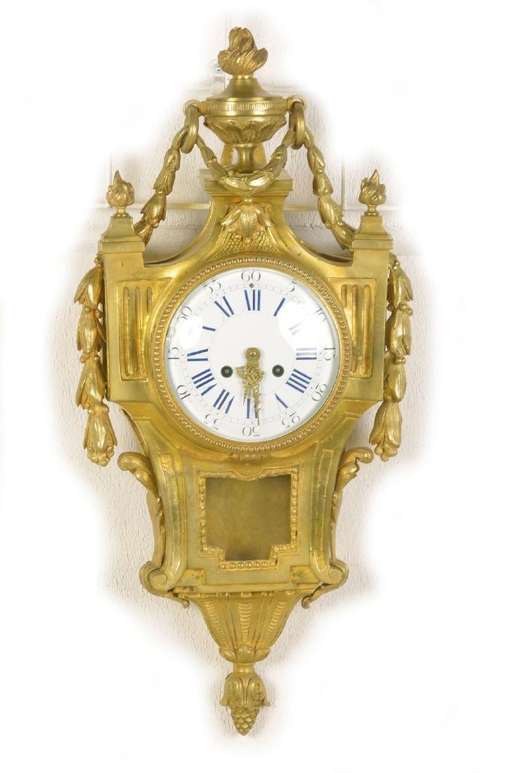 cartel clock, France