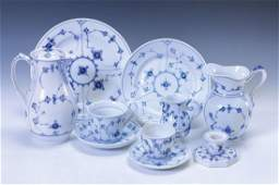 coffee- and dinner set, Royal Copenhagen and Bing &