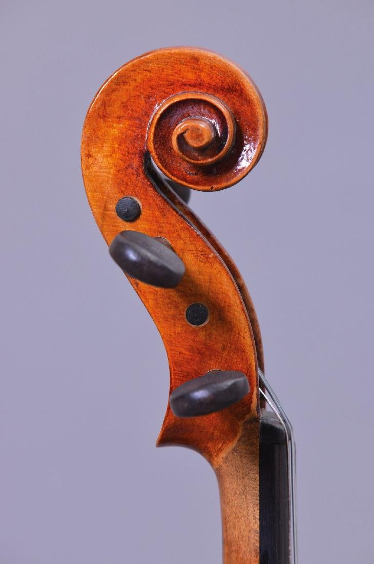 Violin, note: Francesco Lassi Faenza 1949, unseparated - 2
