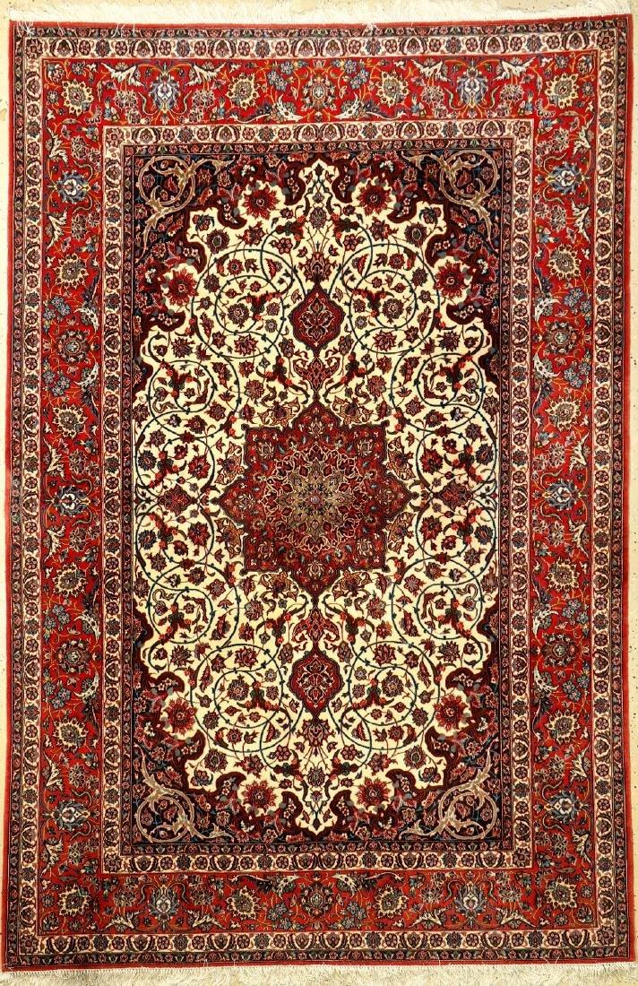 Fine Isfahan Rug,
