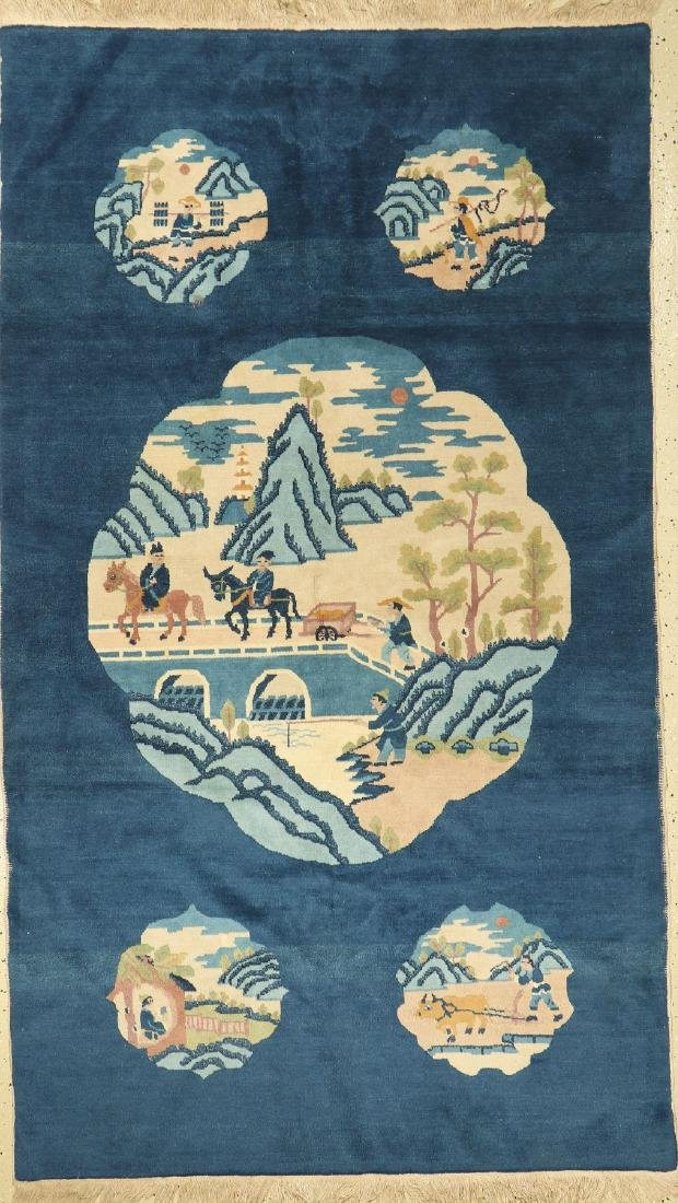 Chinese Rug (Four Seasons),