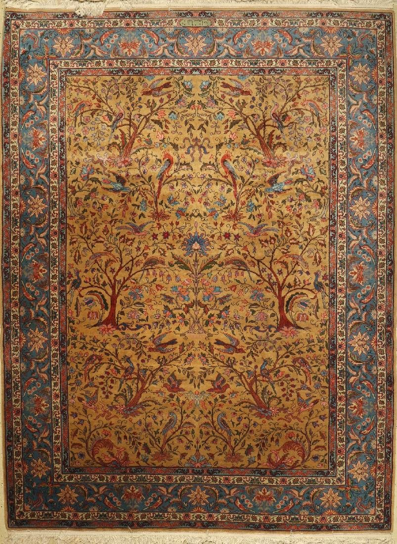 Romani Tabriz Carpet,