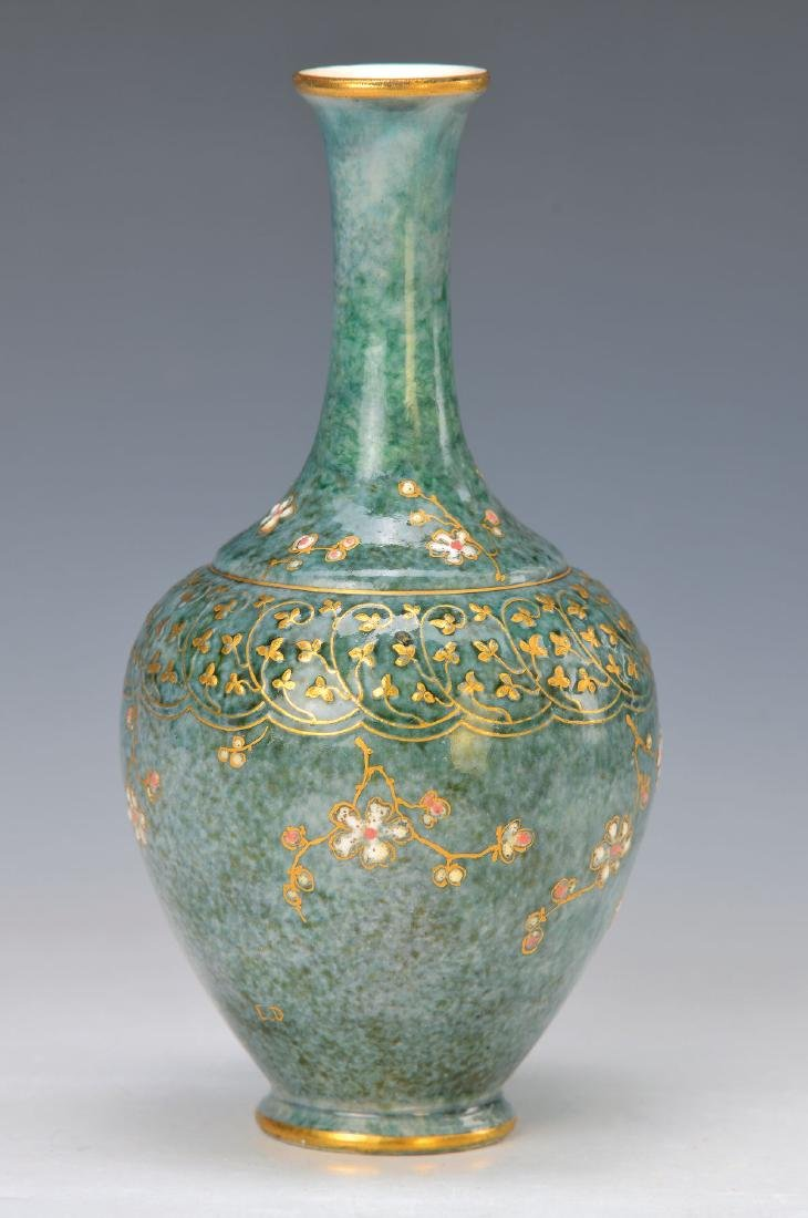 Early Art Nouveau vase, France, Sevres, around 1895