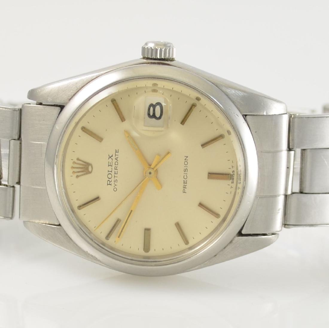 ROLEX Precision reference 6694 gents wristwatch - 2