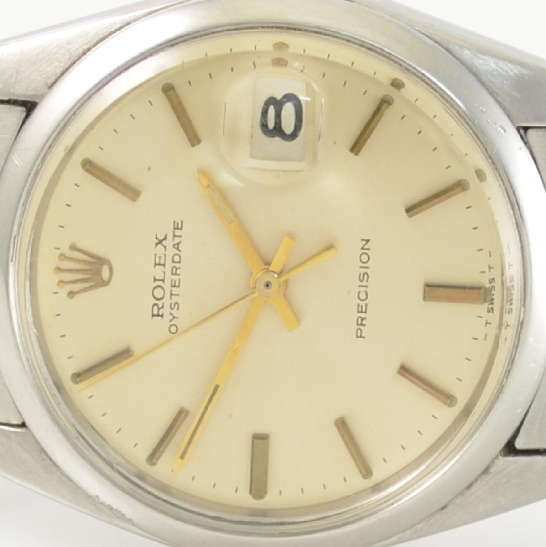 ROLEX Precision reference 6694 gents wristwatch - 3