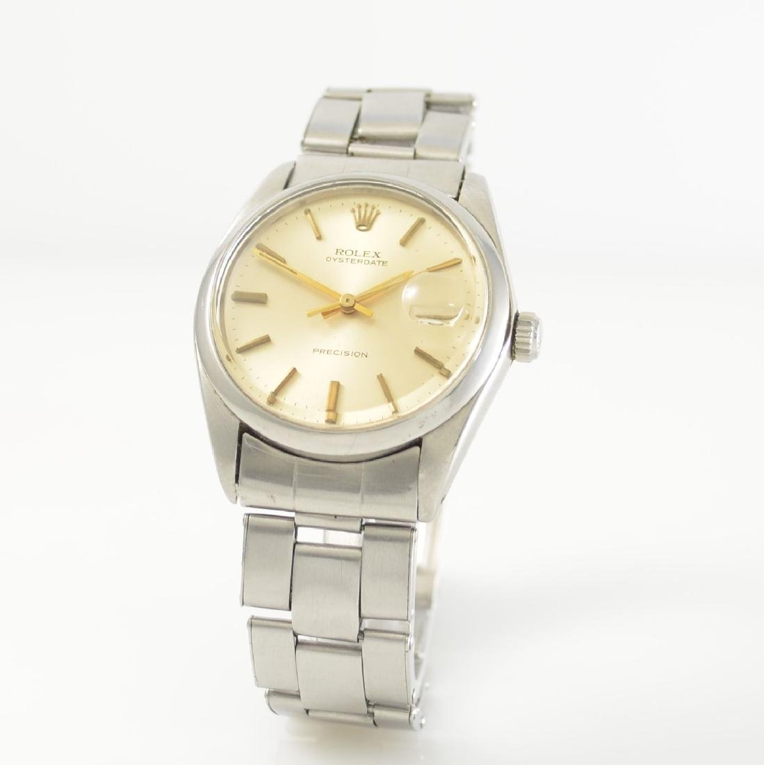 ROLEX Precision reference 6694 gents wristwatch - 4