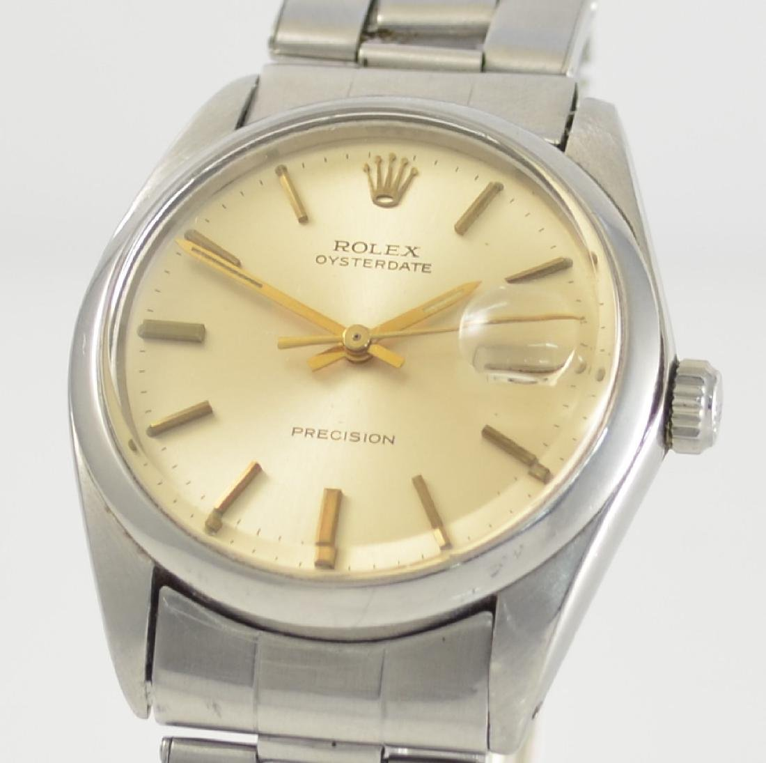 ROLEX Precision reference 6694 gents wristwatch - 5