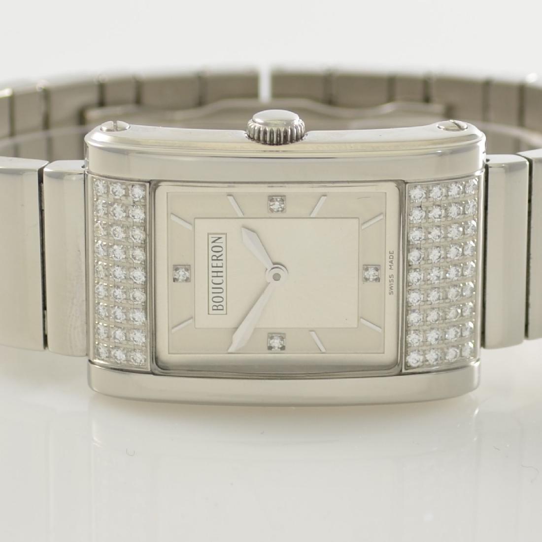 BOUCHERON ladies wristwatch series Reflet - 2