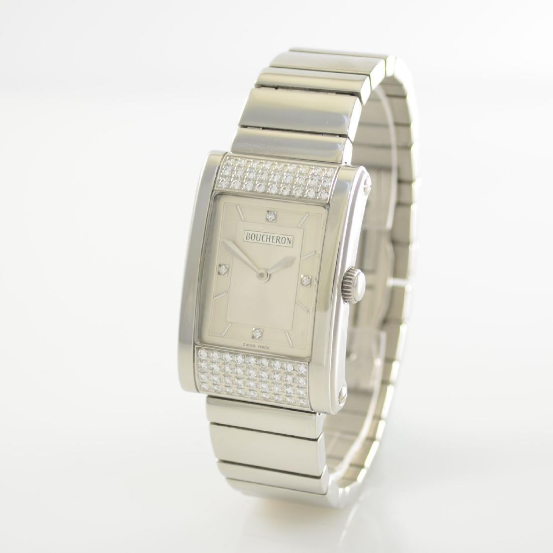 BOUCHERON ladies wristwatch series Reflet - 3