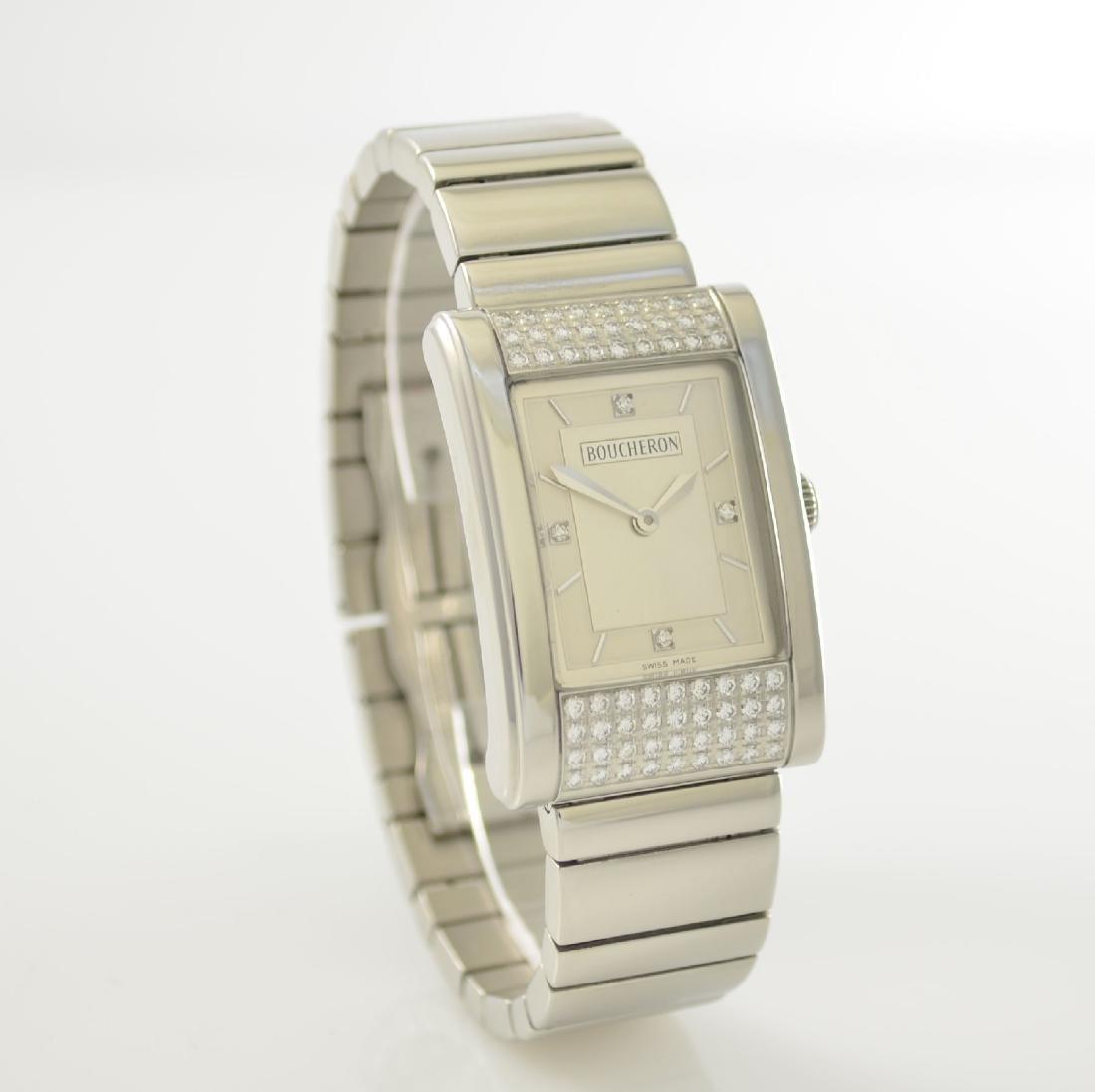 BOUCHERON ladies wristwatch series Reflet - 5