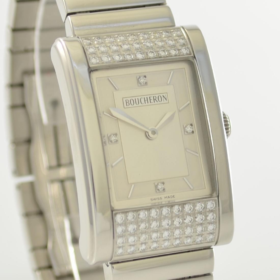 BOUCHERON ladies wristwatch series Reflet - 6