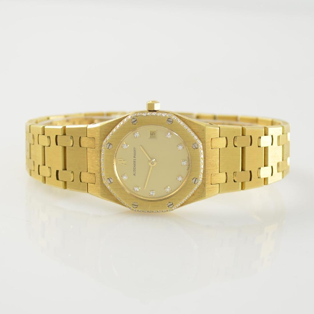 AUDEMARS PIGUET 18k yellow gold Royal Oak wristwatch
