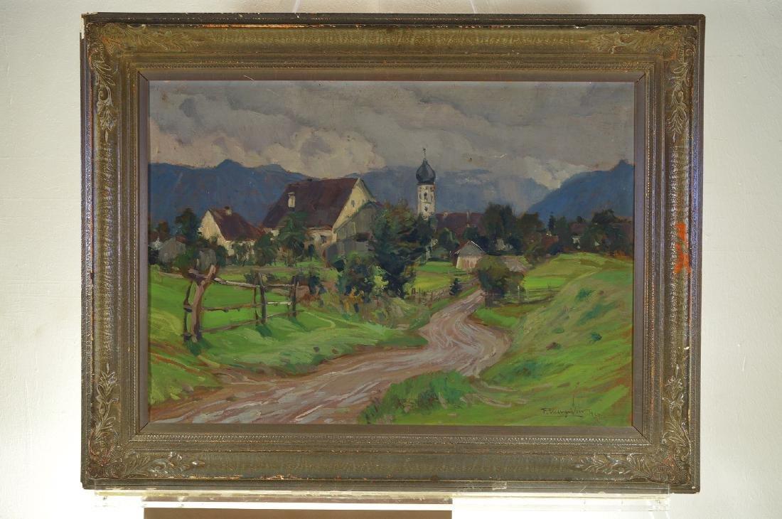 (Karl) Felix Eisengräber, 1874 Leipzig-1940 Munich - 4