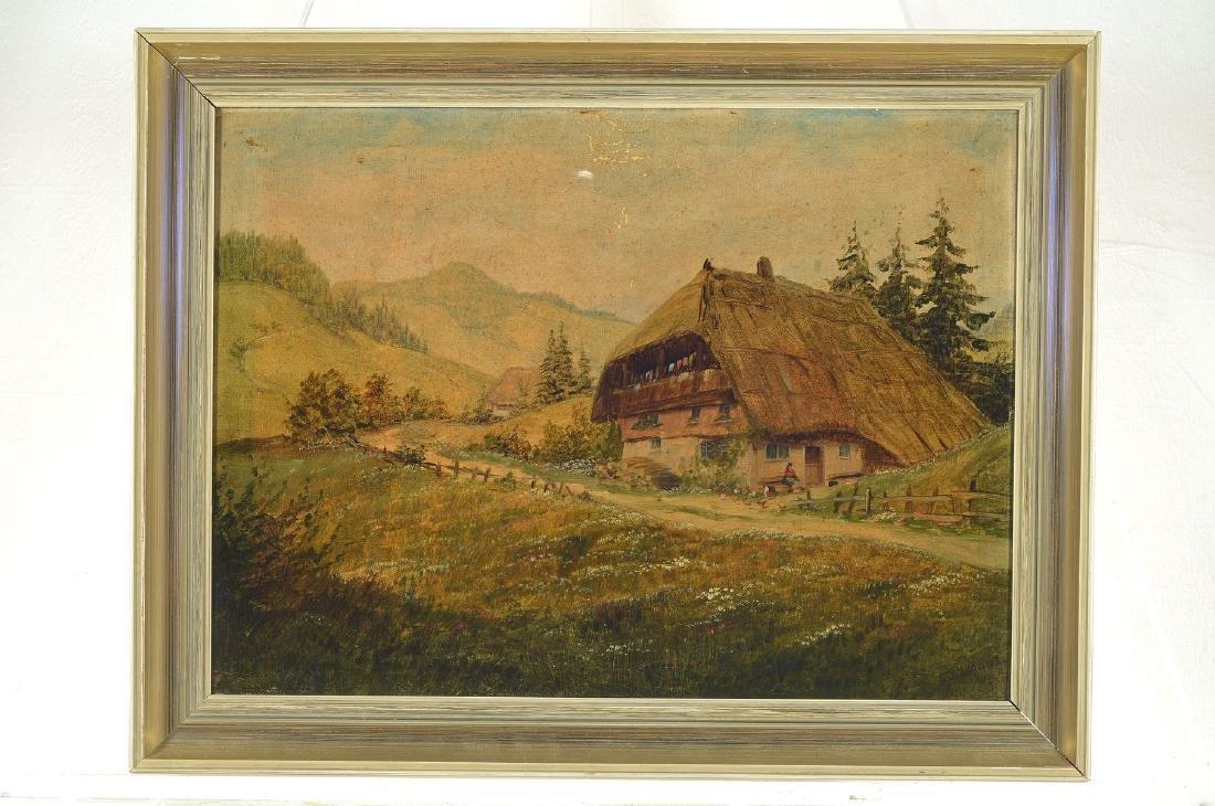Karl Luckhardt, 1886-1970 Frankfurt, Black Forest - 3