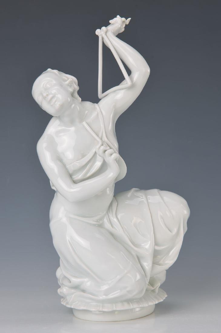 figurine, Meissen, Pfeiffer period, 1924-33, female
