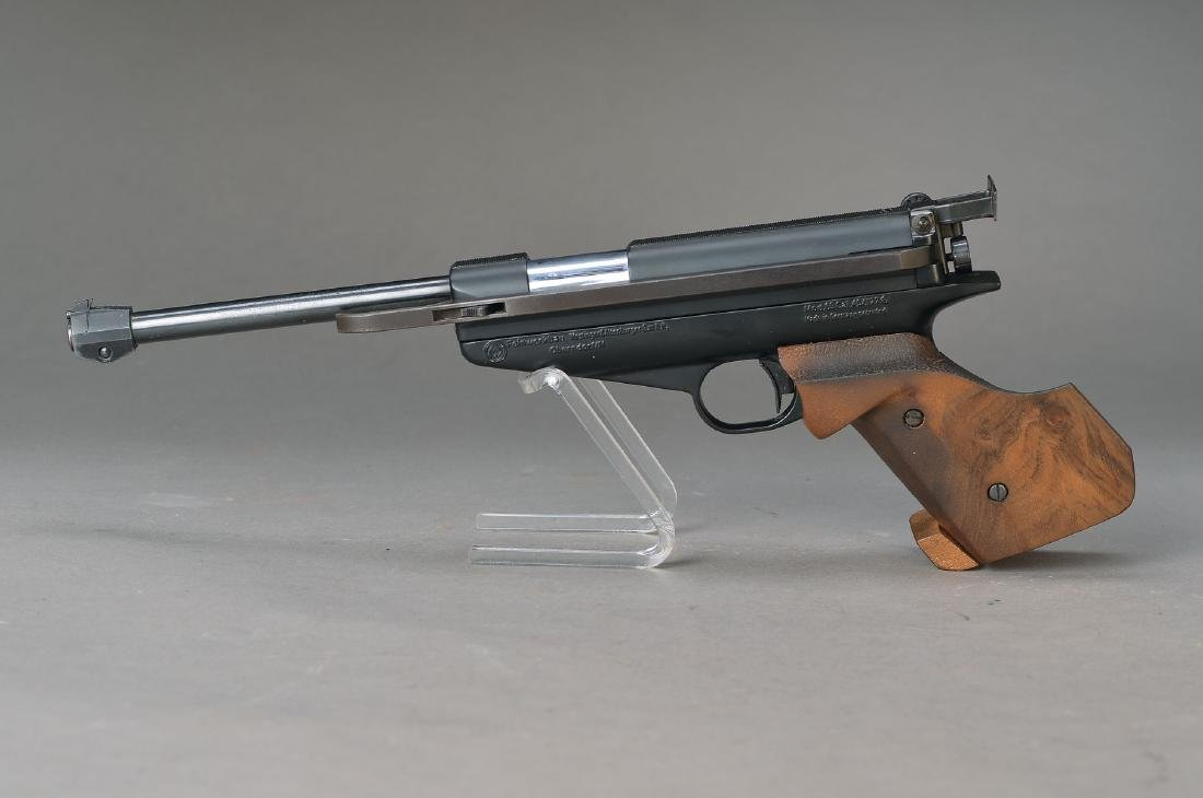 air pistol, Feinwerkbau, Mod.65 Cal.45/.177, with